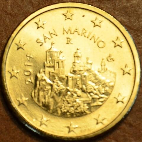 50 cent San Marino 2014 (UNC)