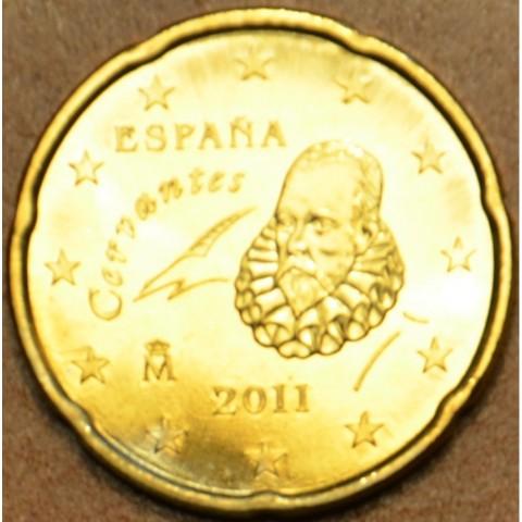 20 cent Spain 2011 (UNC)