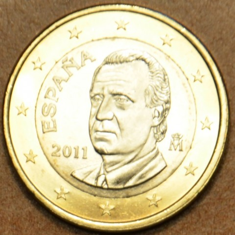 1 Euro Spain 2011 (UNC)