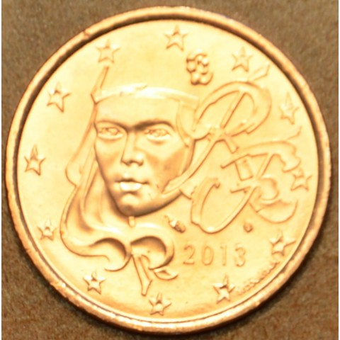 1 cent France 2013 (UNC)