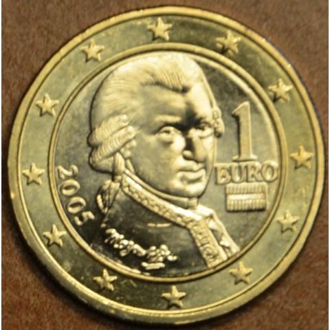 1 Euro Austria 2005 (UNC)