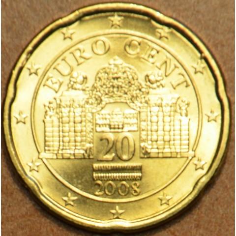 20 cent Austria 2008 (UNC)