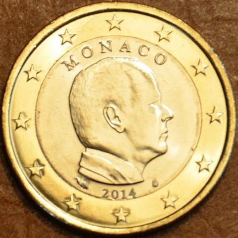 1 Euro Monaco 2014 (UNC)