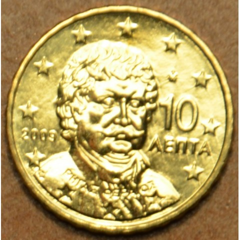10 cent Greece 2009 (UNC)