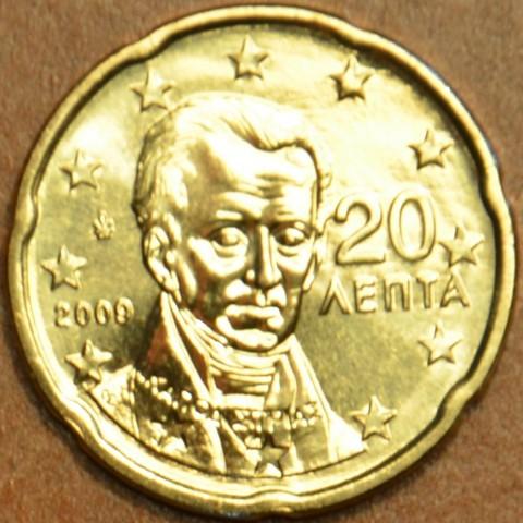 20 cent Grécko 2009 (UNC)