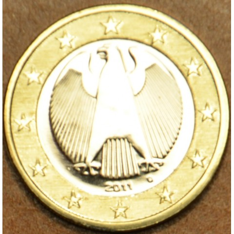 "1 Euro Germany ""D"" 2011 (UNC)"