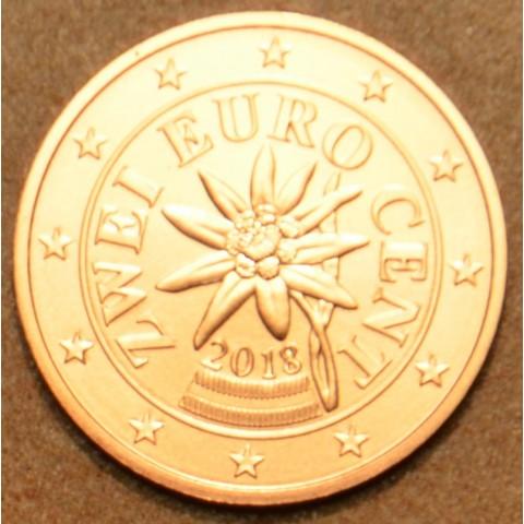 2 cent Austria 2018 (UNC)