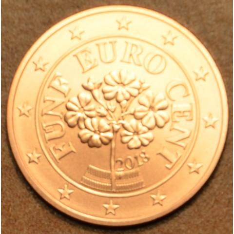 5 cent Austria 2018 (UNC)