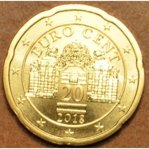 20 cent Austria 2018 (UNC)