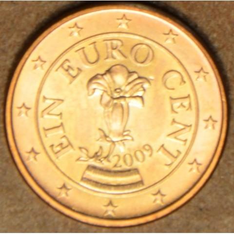 1 cent Austria 2009 (UNC)