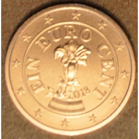 1 cent Austria 2018 (UNC)
