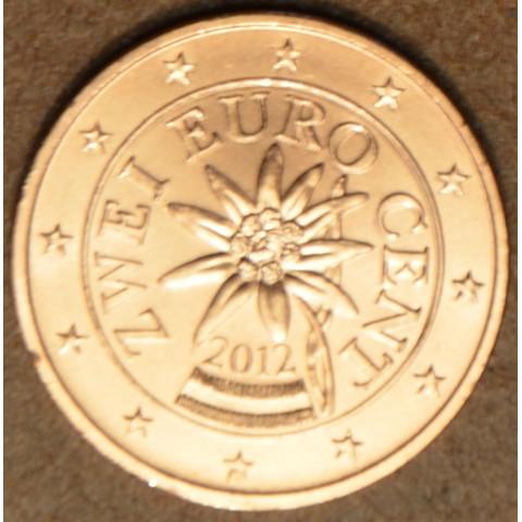 2 cent Austria 2012 (UNC)