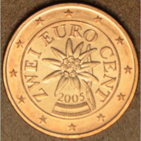 2 cent Austria 2005 (UNC)