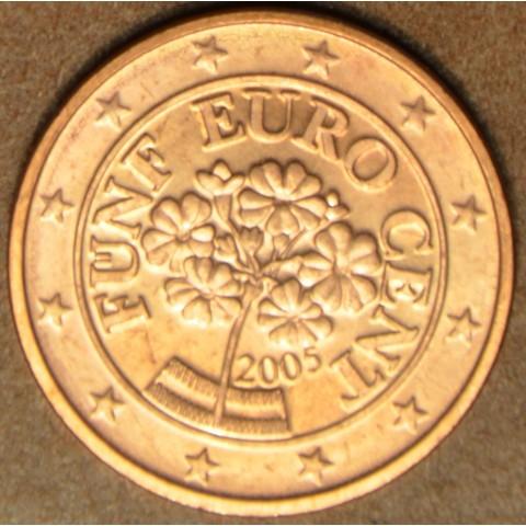 5 cent Austria 2005 (UNC)