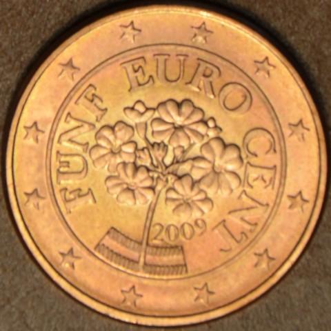 5 cent Austria 2009 (UNC)