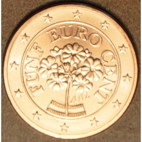 5 cent Austria 2012 (UNC)