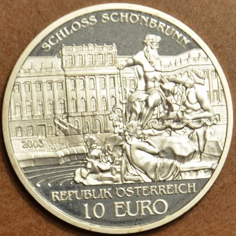 10 Euro Austria 2003 Schönbrunn (UNC)