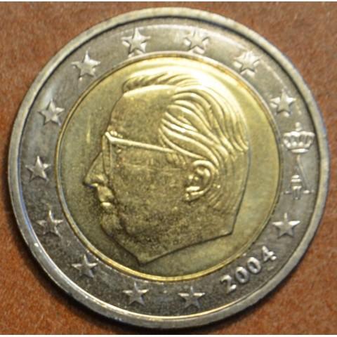 2 Euro Belgicko 2004 - Albert II.  (UNC)