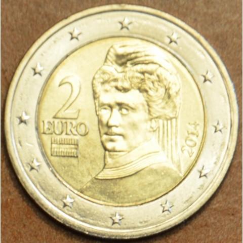 2 Euro Austria 2014 (UNC)