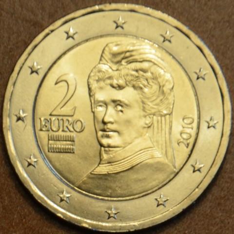 2 Euro Rakúsko 2010 (UNC)