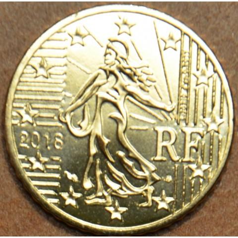50 cent France 2018 (UNC)
