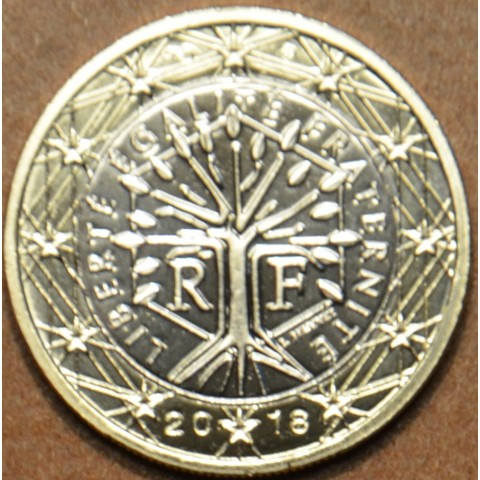 1 Euro France 2018 (UNC)