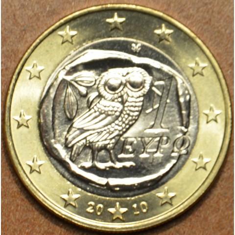 1 Euro Grécko 2010 (UNC)