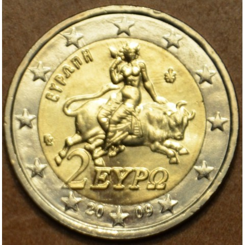 2 Euro Greece 20098 (UNC)