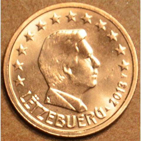 2 cent Luxembourg 2013 (UNC)