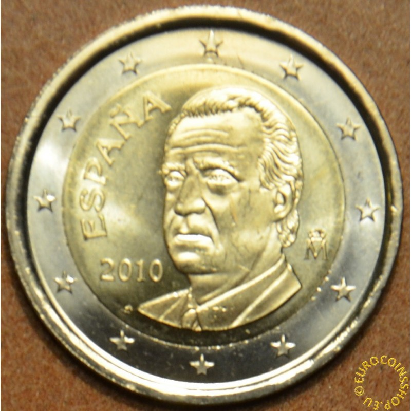 2 Euro Spain 2010 (UNC)