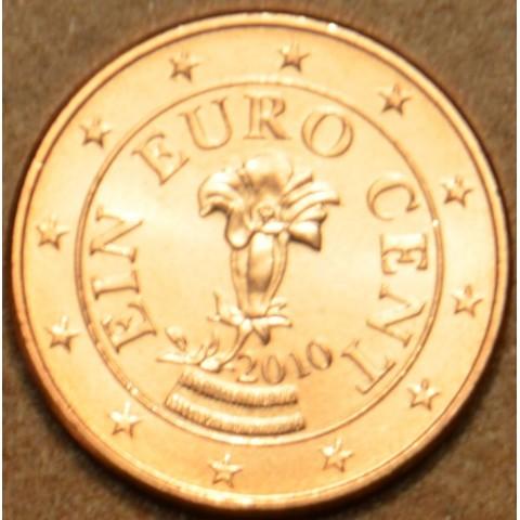 1 cent Austria 2010 (UNC)