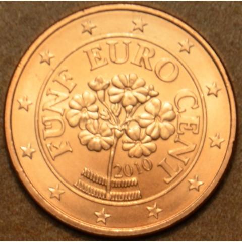 5 cent Austria 2010 (UNC)