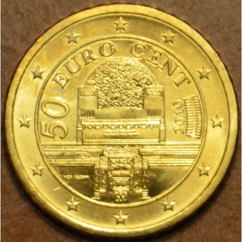 50 cent Rakúsko 2010 (UNC)
