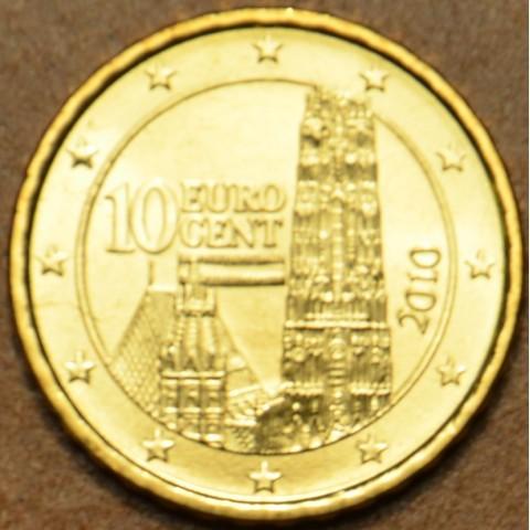 10 cent Austria 2010 (UNC)