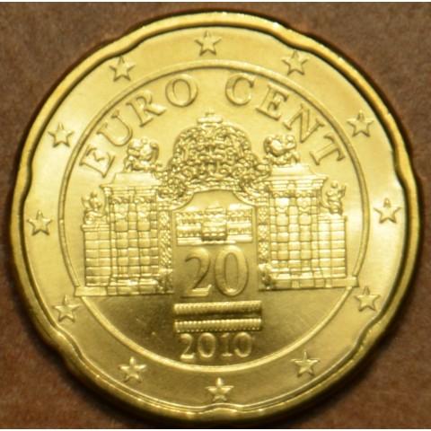 20 cent Austria 2010 (UNC)