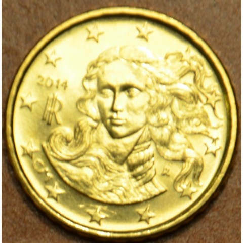 10 cent Italy 2014 (UNC)