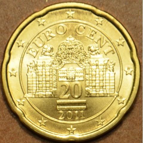 20 cent Austria 2011 (UNC)