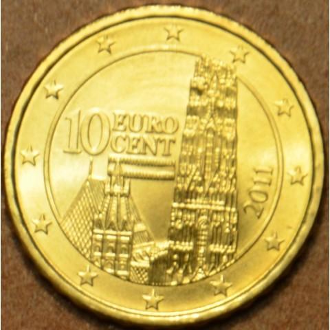 10 cent Austria 2011 (UNC)