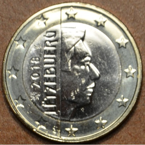1 Euro Luxembourg 2018 (UNC)