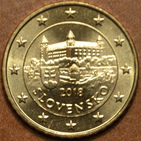 10 cent Slovakia 2018 (UNC)