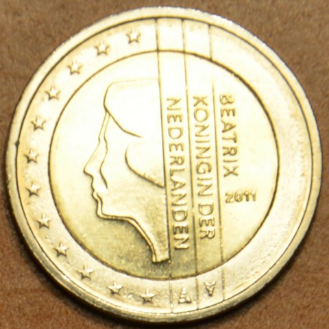 2 Euro Netherlands 2011 (UNC)
