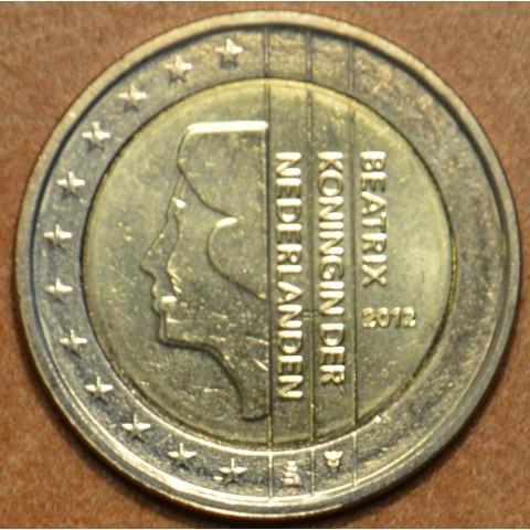 2 Euro Netherlands 2012 (UNC)