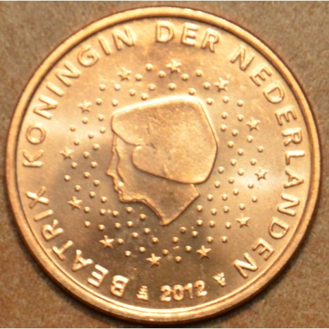 2 cent Netherlands 2012 (UNC)
