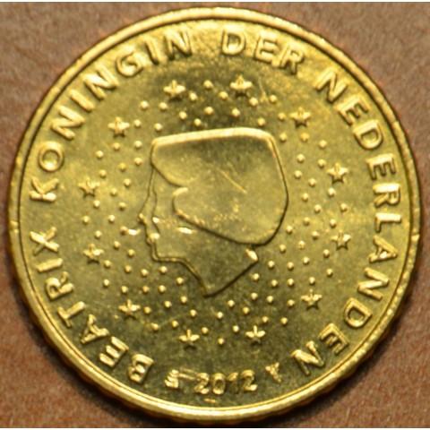 10 cent Netherlands 2012 (UNC)