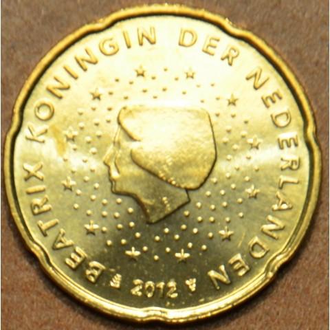 20 cent Netherlands 2012 (UNC)