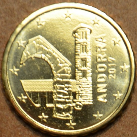 10 cent Andorra 2017 (UNC)