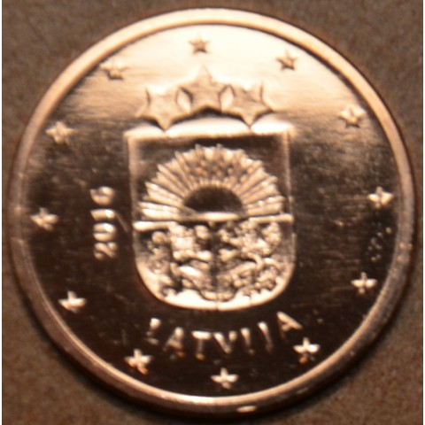 2 cent Lotyšsko 2016 (UNC)