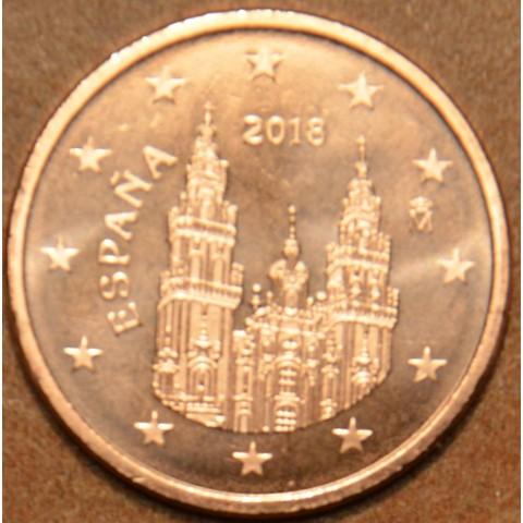 1 cent Spain 2018 (UNC)