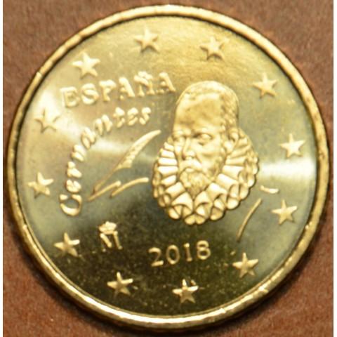50 cent Spain 2018 (UNC)