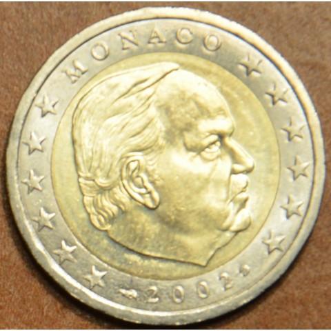 2 Euro Monaco 2002 (UNC)